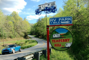 Teaberry Hill Campground